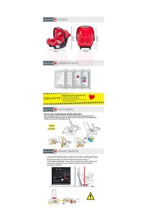Baby Home Bh-590 Elit 0-13 Kg Ana Kucağı Ve Oto Koltuğu Taşıma  Puset 1