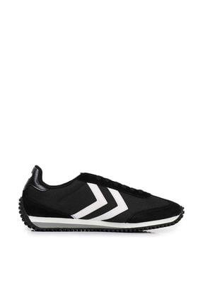 HUMMEL Freeway Siyah Beyaz Unisex Sneaker Ayakkabı 3