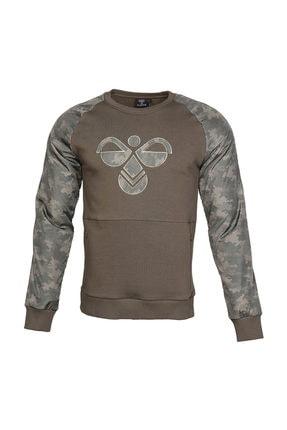 HUMMEL Erkek Sweatshirt Auberto 920638-6119 0