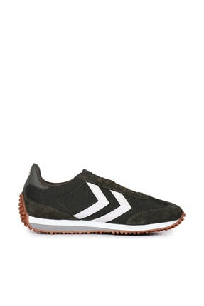 HUMMEL Freeway Haki Erkek Sneaker Ayakkabı 100348778 3