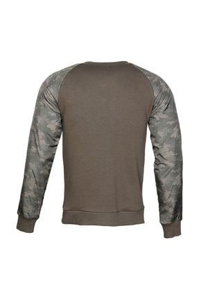 HUMMEL Erkek Sweatshirt Auberto 920638-6119 2