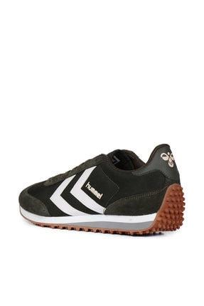 HUMMEL Freeway Haki Erkek Sneaker Ayakkabı 100348778 2