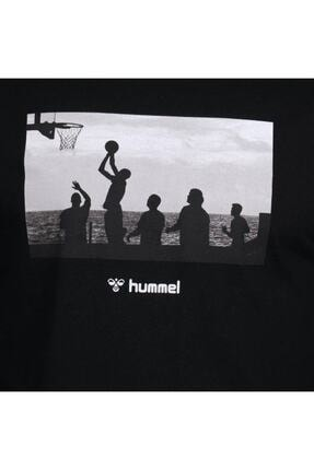 HUMMEL Alavı Kısa Kollu Tişört 3