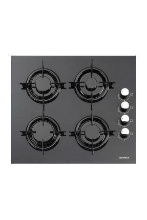 KUMTEL 3'lü Ankastre Set (A6SF2 (DDT) Fırın + KO40 TAHDF Ocak + DA6-835 Siyah Davlumbaz) 2