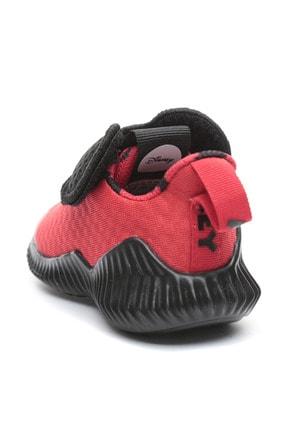 adidas Kırmızı Bebek Fortarun Mickey Ac I Yürüyüş Ayakkabısı 1