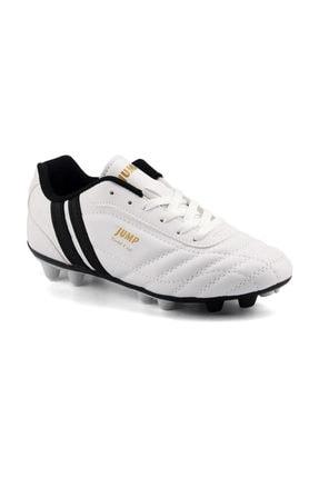 Picture of 134k-b Beyaz Halısaha Erkek Çocuk Futbol Ayakkabı