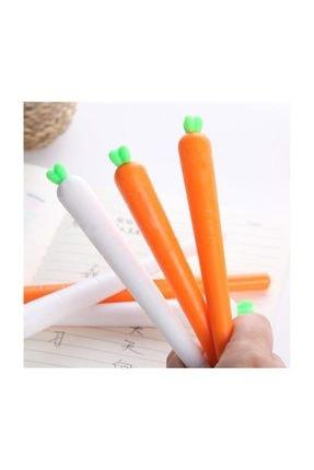 Faber Castell Kawaii Havuç Mekanik Tükenmez Kalem Çocuklar İçin Mutlu Kalemler 0.5Mm 1