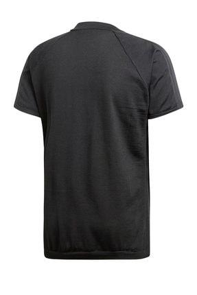 adidas Erkek T-Shirt - Knitted Trefoil Tee - CW1350 3