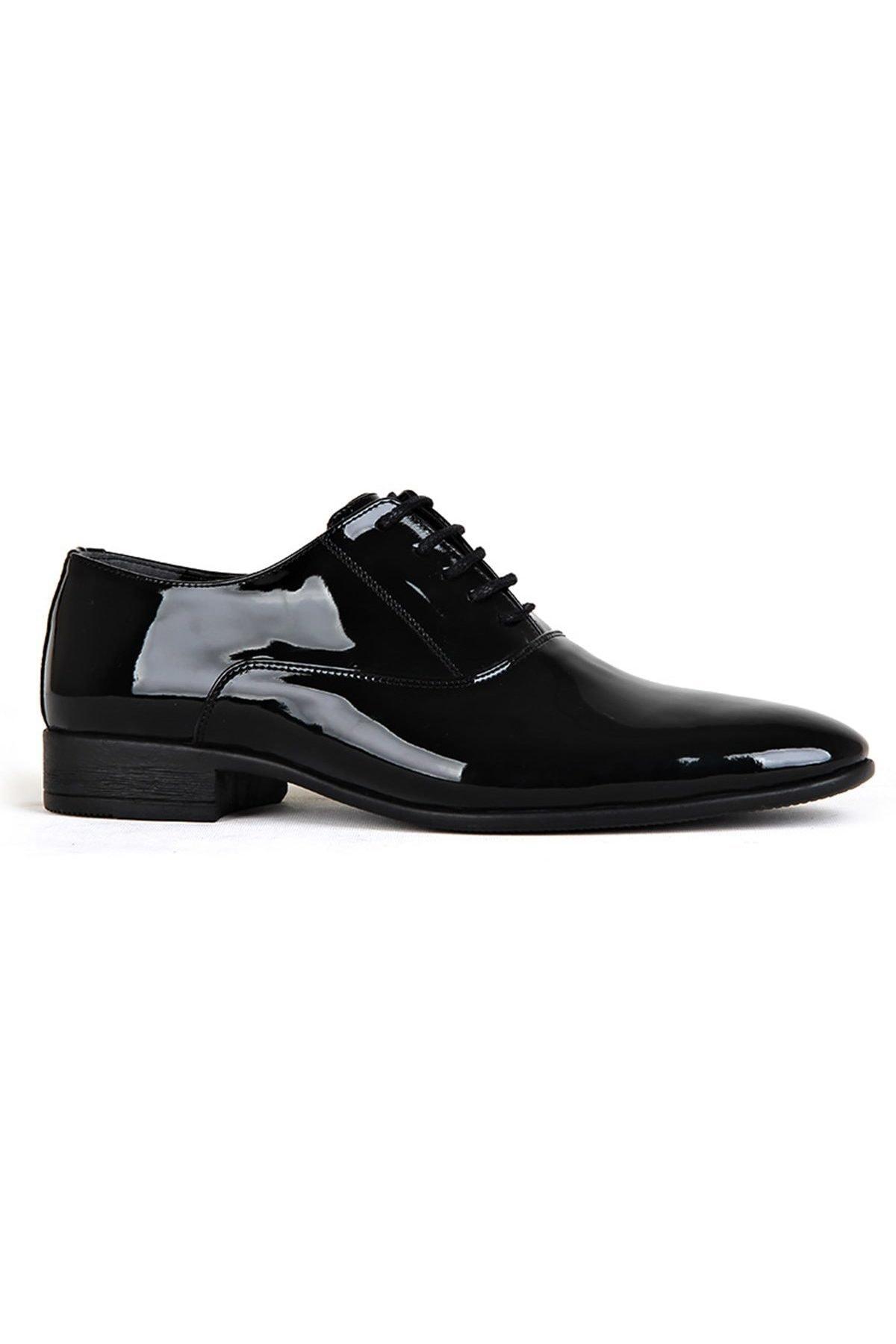 Siyah Erkek Klasik Ayakkabı PRA-683944-739230