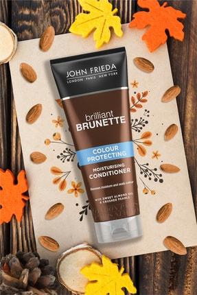 John Frieda Saç Bakım Kremi - Brilliant Brunette Colour Protect 250 ml 5037156227581 2