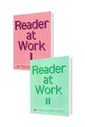 ODTÜ YAYINLARI Odtü Yayıncılık Reader at Work 1-2 Set 0
