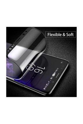 Telefon Aksesuarları İphone 6 - 6S Kavisli Esnek Nano Zengin Çarşım Ekran Koruyucu Siyah 3