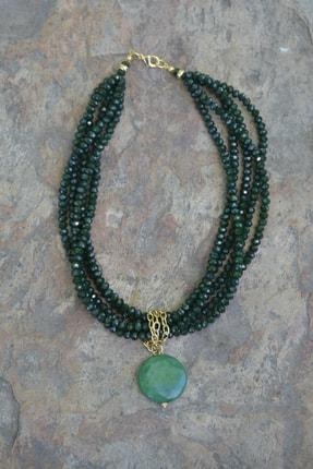 Stoneage Jewellery Özel Tasarım Bayan Kolye 0