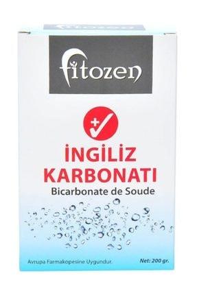 Fitozen Ingiliz Karbonatı Sodyum Bikarbonat 200 gr 0