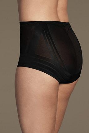 Marks & Spencer Kadın Siyah Yüksek Sıkılıkta Magicwear™ Low Leg Külot T33001510 1