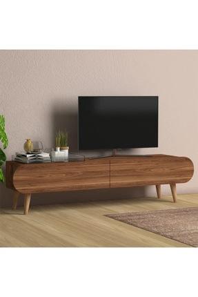 Monte Sehpa Lotus Tv Sehpası Ceviz 1