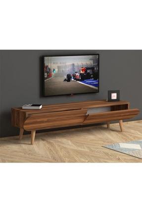 Monte Sehpa Lotus Tv Sehpası Ceviz 2