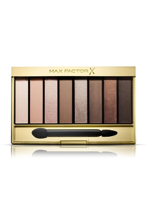 Max Factor Far Paleti - Masterpiece Nude Pallette 01 Cappucino Nudes 4084500876460 0