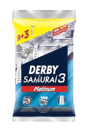 Derby Derby Samurai 3 Platinum 9+3 Poşet 0