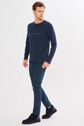 Mcl Giyim Erkek Lacivert Sweatshirt - 19KE00B29865-05 1