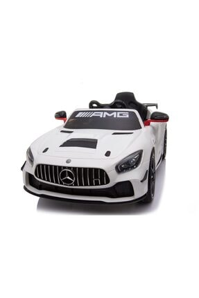 Mercedes Benz Mercedes-Benz Amg Gt4 Sport 12v Kumandalı Akülü Araba 0
