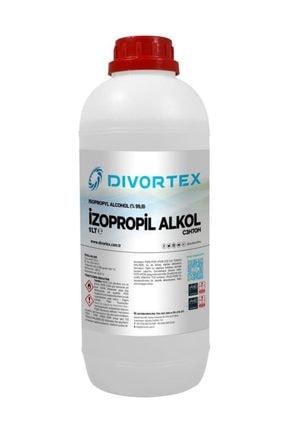 Divortex Ipa Izopropil Alkol C3h70h (% 99.9 Saflık) 1 lt 0