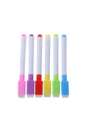 3A Mini Beyaz Tahta Kalemi &'lı Set 1632 0