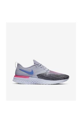 Nike Kadın Mor Odyssey React Flyknıt Yürüyüş Ayakkabısı 2 Ah1016-500 Ah1016-500 0