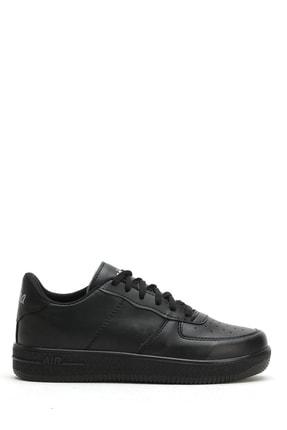 Ayakkabı Modası Siyah Kadın Spor Ayakkabı 4000-20-101001 3