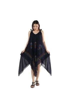 Kadın Pareo Plaj Elbisesi FLZ020