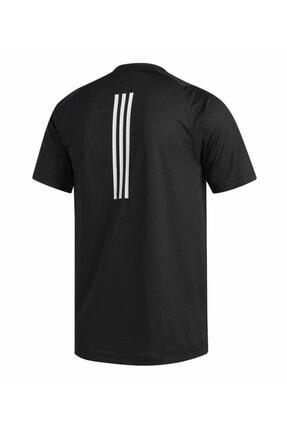 adidas FL_SPR Z FT 3ST Siyah Erkek T-Shirt 100664134 3