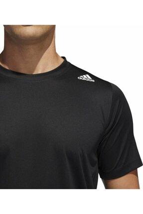 adidas FL_SPR Z FT 3ST Siyah Erkek T-Shirt 100664134 4