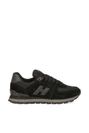 Hammer Jack Hakiki Deri Erkek Siyah-Füme Ayakkabı 101300 10219250M 1