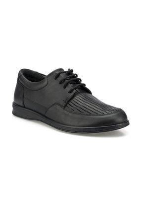 Polaris 160001.M Siyah Erkek Klasik Ayakkabı 100500842 0