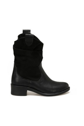 Butigo NODOKA Siyah Kadın Çizme 100530595 1