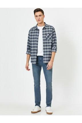 Koton Michael Skinny Fit Jean Pantolon 4