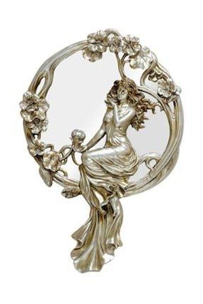 ''pano Kız'' Dekoratif Duvar Aynası 2332008