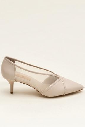 Elle MIKENNAA Bej Kadın Ayakkabı 3