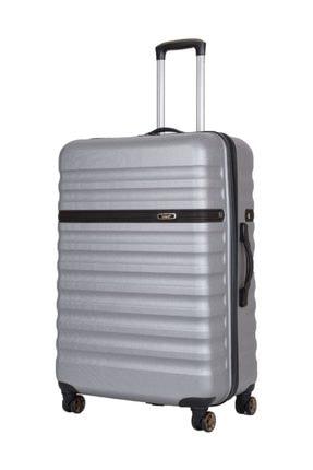 Baggaj Unisex  Abs Yerli Valiz V304 75 Cm 1