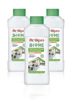 Farmasi Mr. Wipes Konsantre Çok Amaçlı Temizleyici White Flowers - 500 ml x 3'lü Set 8690131105983 0