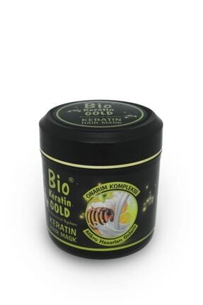 Bio Keratin Gold Onarıcı Keratin Maskesi 500 ml 0