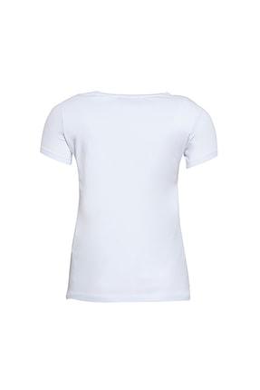 Tchibo Basic V Yaka Kadın Tişört 106794 3