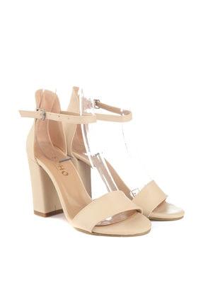 Soho Exclusive Ten Kadın Klasik Topuklu Ayakkabı 14532 3