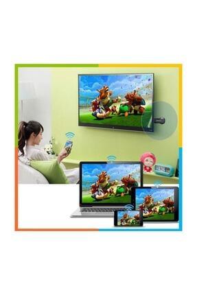 Miracast Chromecast 4k Çözünürlük Kablosuz Görüntü Ve Ses Aktarıcı 3