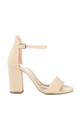 Soho Exclusive Ten Kadın Klasik Topuklu Ayakkabı 14532 4