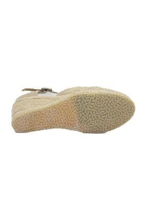 GokceKundura06 Keten Sandalet 4