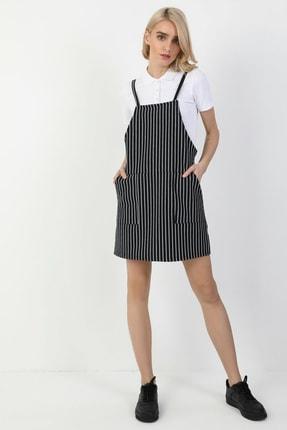 KADIN Regular Fit Kadın Lacivert Elbise CL1048625