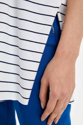 Defacto Basic Kısa Kollu Tişört 2