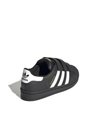 adidas Çocuk Günlük Spor Ayakkabı Superstar Cf C Ef4840 4