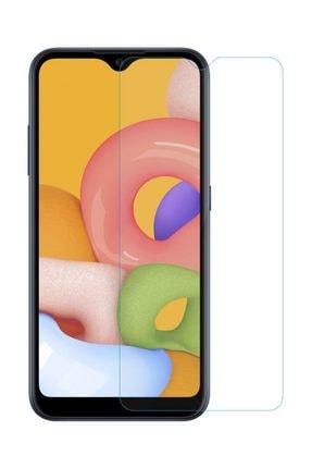 Dijimedia Samsung Galaxy A01 Kılıf Silikon Negro Darbe Korumalı + Nano Cam Ekran Koruyucu 1